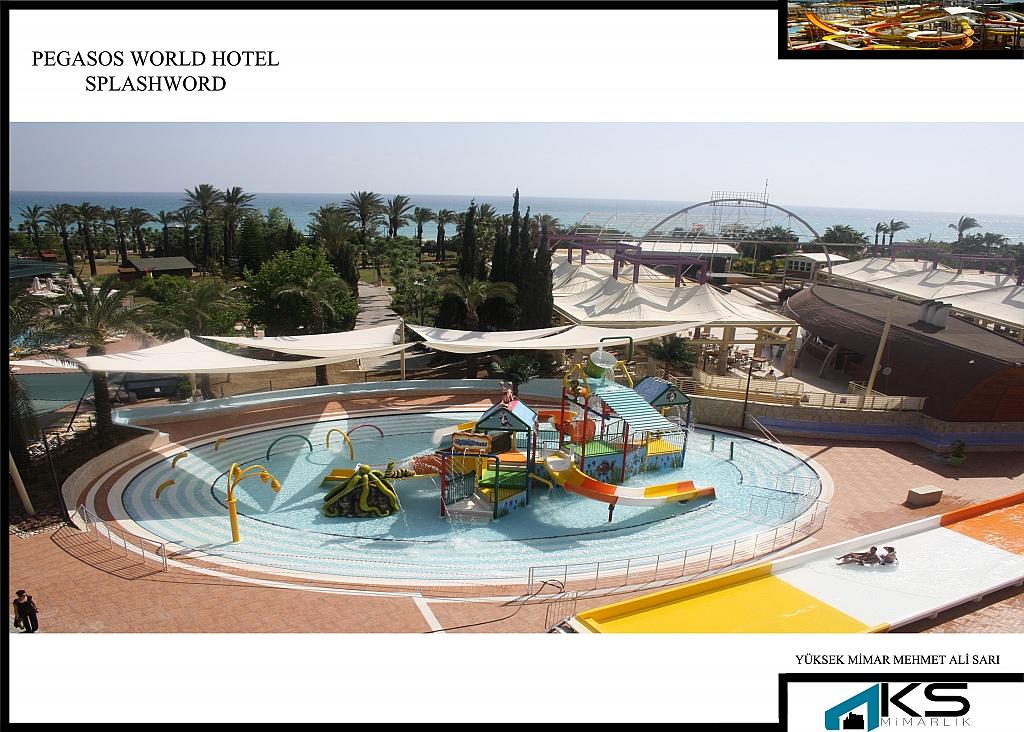 Pegasos World Hotel Splashworld