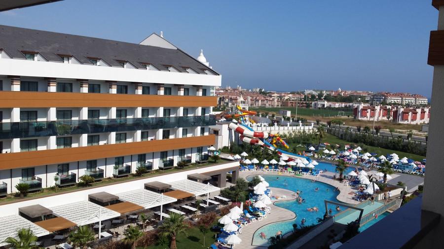Terrace Elite Resort Hotel