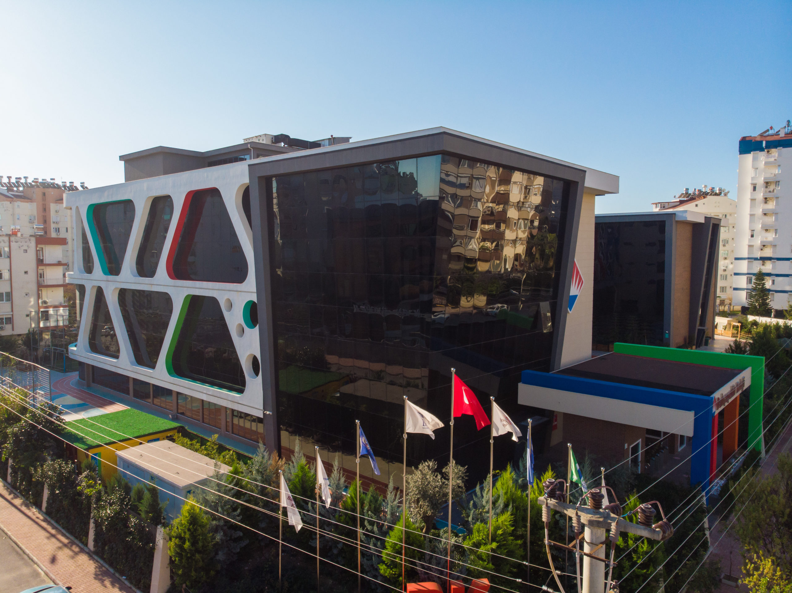 Bahçeşehir Koleji Antalya Lara Kampüsü