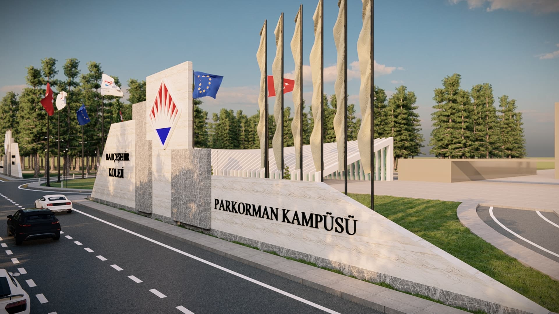 Bahçeşehir Koleji Antalya Parkorman Kampüsü