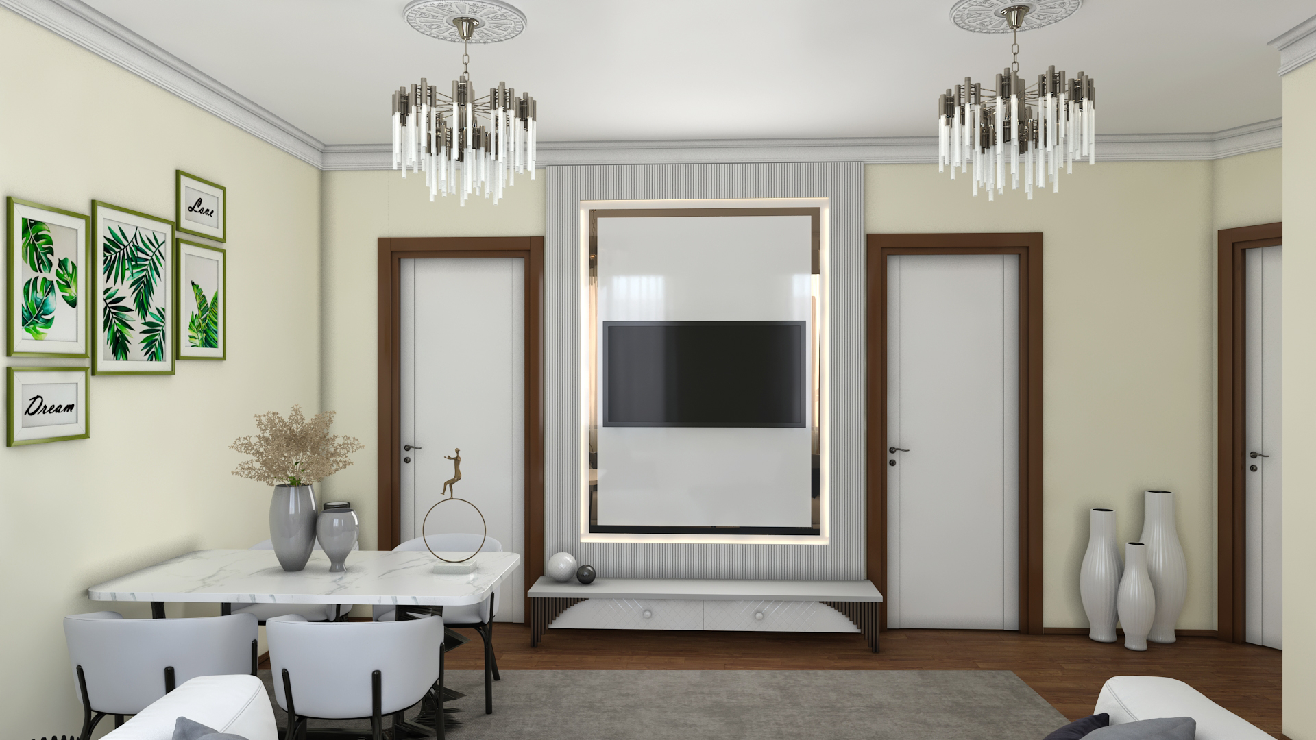 Grand Antalya Studio Home
